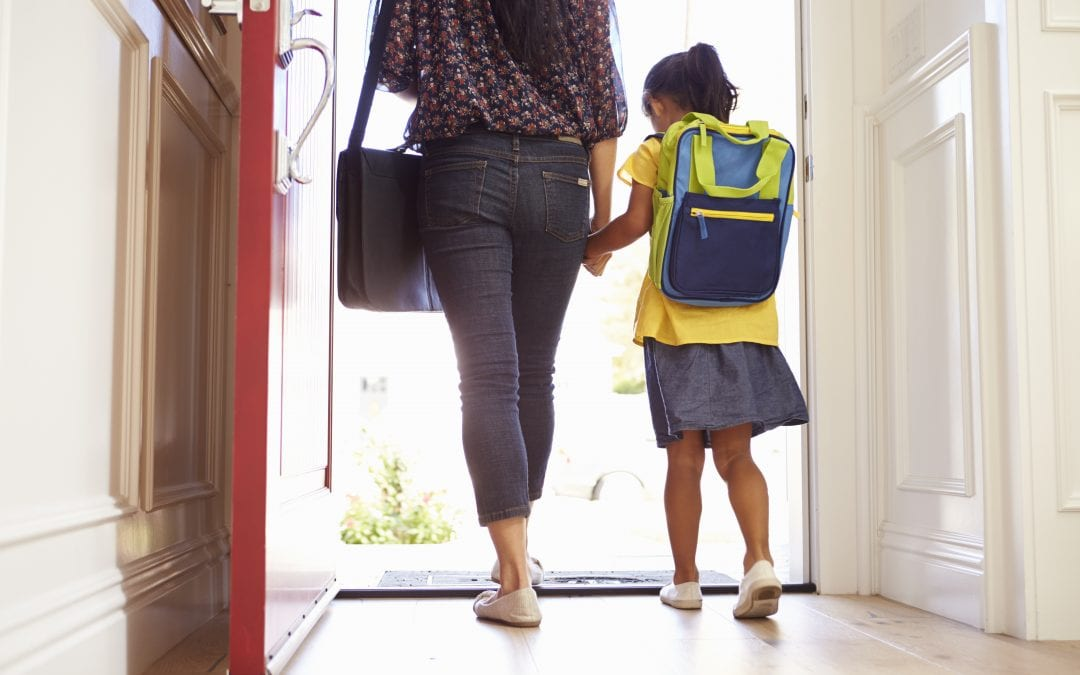 Back to school is easier with Smart Home Security