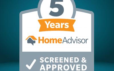 Home Advisor Anniversary